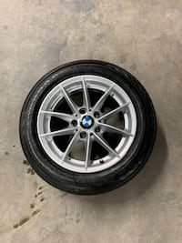 Summer factory bmw wheels for 3 series 2010 and up Mississauga, L4V 1H3