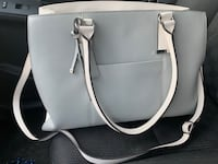 Gray leather 2-way handbag I just bought but decided I don't like Taylorsville, 84123