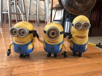 Minions - Laughing Figures New York, 11103