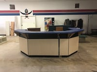 Commercial front desk North Aurora