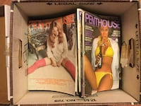 Vintage Playboy and Penthouse Magazines from the 70's and 80's Manassas Park, 20111