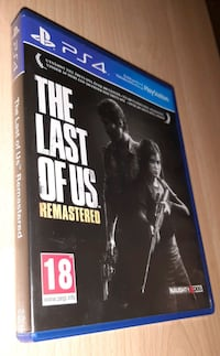 PS4 Oyun The Last Of Us Remastered