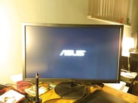 Asus 247 hd monitor Burnaby, V5B 2Y7