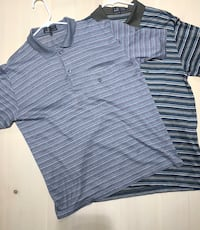 Dunhill Polos (Made in Italy). Size large  Vancouver, V5S 4Y1
