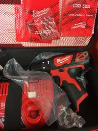 Milwaukee drill and camera $150 each Springfield, 22153