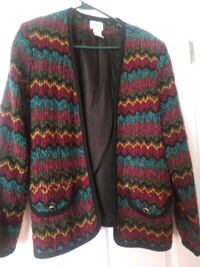 Multi color blazer used Fort Washington, 20744