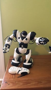 white and black robot toy Ashburn, 20148