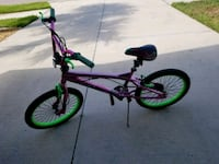 "Girls 20"" Bmx bicycle Sarasota, 34238"
