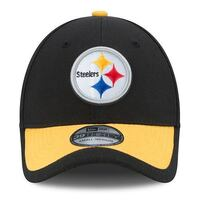 Pittsburgh Steelers Adult New Era 39THIRTY Stretch-Fit Cap - NWT small / med Scarborough, Toronto, ON, Canada