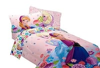 Elsa and Anna frozen Twin size comforter Maple Ridge, V2X