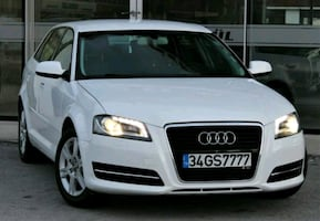2011 Audi A3 1.4 TFSI ATTRACTION STRONIC
