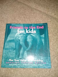 Book about Friendship (Never Used) Papillion, 68046