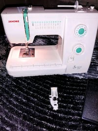 Janome sewing machine electric