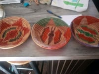 Woven colored baskets  Belle Chasse, 70037