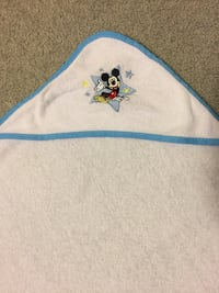 Mickey Towel (Infant Size) Fairfax, 22032