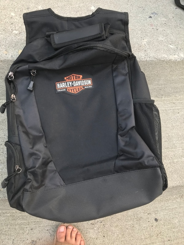 b04777819742 Used Harley Davidson backpack for sale in Calgary - letgo