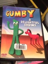 Gumby dvd Chicago, 60660