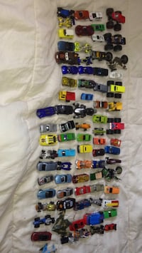 A bunch of little cars Barrie, L4M 2Z3
