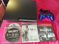 Playstation 3 with games Gaithersburg, 20879