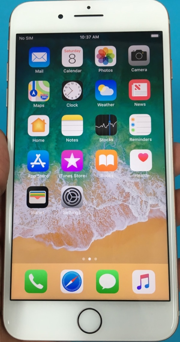 fc7017879d9 Used 256GB Gold iPhone 8 Plus(8+) - Factory Unlocked for sale in New York -  letgo