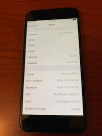 iPhone 6 128gb  Unlocked for any carrier  good condition works great   Tempe, 85202