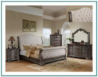 7PC MASTER BEDROOM INCLUDES THE CHEST Houston