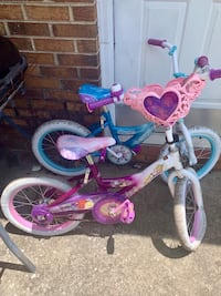 Girls 16 inch Bikes! *Serious inquires only!