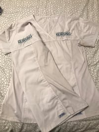 Trent university nursing scrubs