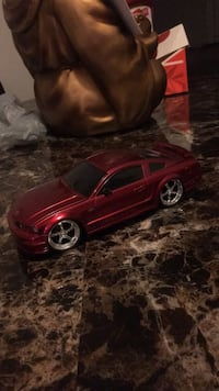 Red Ford Mustang toy  Surrey, V4N 3K8