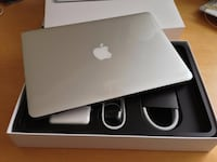 """MacBook Pro i7, 15"""" Retina excellent condition     It's like new comes with charger and box  Storage 500, ram 16gb  No dent or any problem   It has Microsoft office, photoshop, adobe programs Final Cut Pro ($300 value) Logic Pro X ($200)    No trade   Modesto, 95356"""