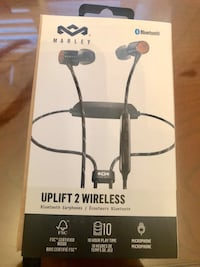 Brand New - Marley Uplift 2 Wireless Ear Buds Toronto, M5J 1A7