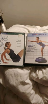 Workout DVDs  Sicklerville, 08081