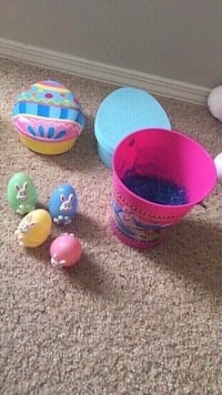 Easter stuff all for $8  Pearl, 39208