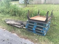 Pallets/timbers Navarre, 32566