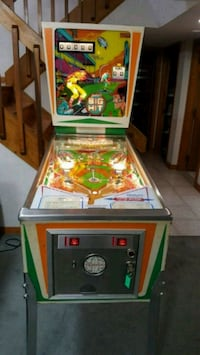 1977 Vintage Gottlieb BIG HIT Pinball Machine HUO MINT COND !  Branford