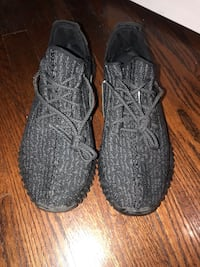 Pair of black adidas yeezy boost 350 Surrey, V3X 3H9