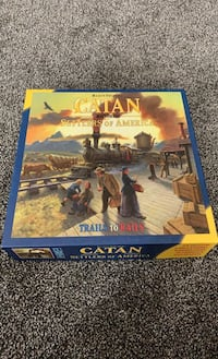 Board Game - Catan Histories: Settlers of America Lincoln, 68508