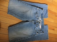 LUCKY BRAND JEANS, Distressed Low rise Size 00/24 Walla Walla, 99362