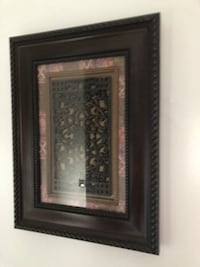 brown wooden framed wall decor Kissimmee, 34744