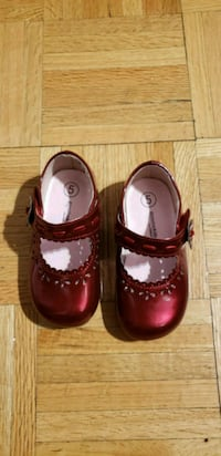 Red toddler shoes Toronto