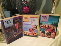 3 Nancy Drew Girl Books by Carolyn Keene Centreville, 20120