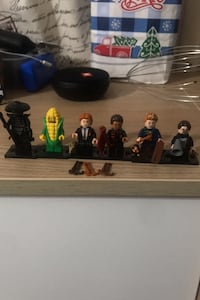 Selling Lego mini figures