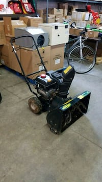 24-inch electric start snowblower Mississauga, L4X 1R1