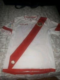 CAMISETA RAYO VALLECANO 6123 km