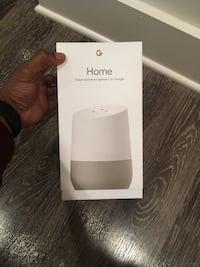 Google Home voice activated speaker Charlotte