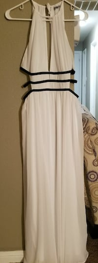 White dress from express
