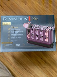 Remington Hot Hair rollers