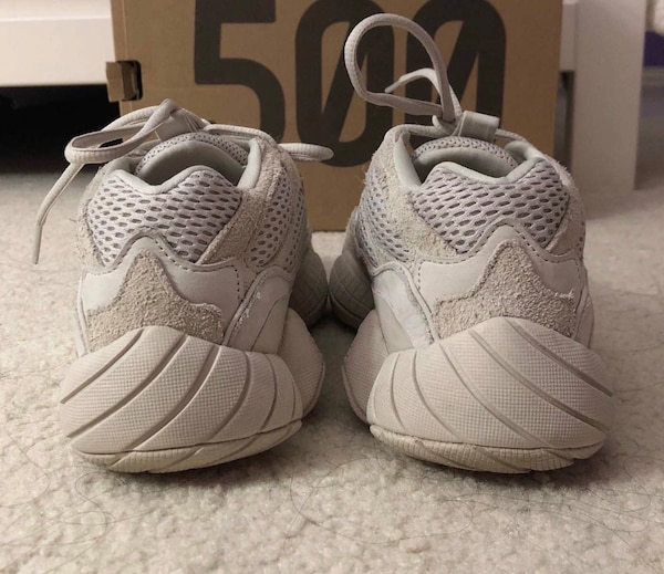 separation shoes 3fb3c 6e159 Used Yeezy 500 blush size 6 for sale in Plano - letgo