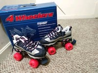 Wheelers roller -NEW, size: 7.5 Greenbelt