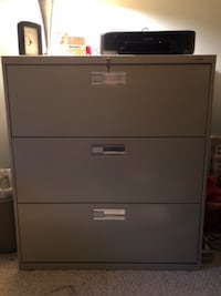 HON Lateral Filing Cabinet York